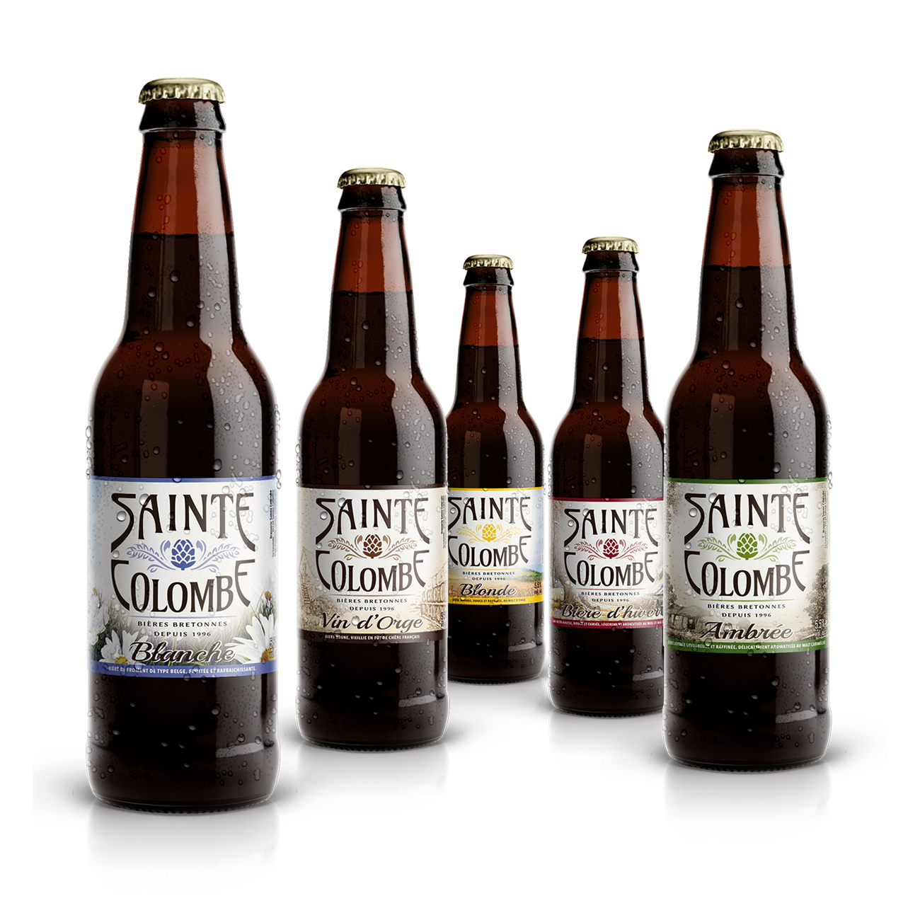 Sainte Colombe Packaging