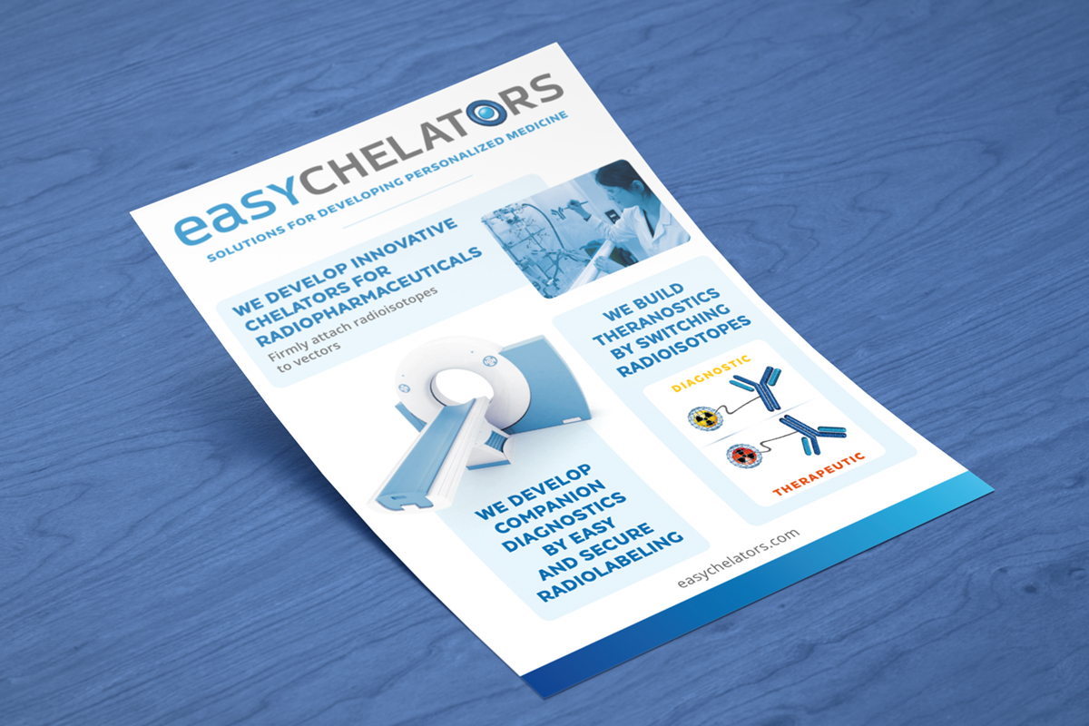 Easychelators Flyer A5